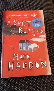 A Spot of Bother by Mark Haddon