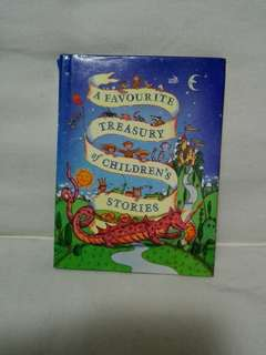 Favourite Treasury of Children's Stories