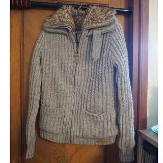針織外套 保暖