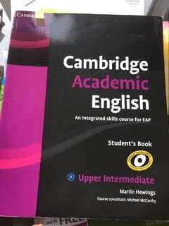 Cambridge Academic English Upper Intermediate