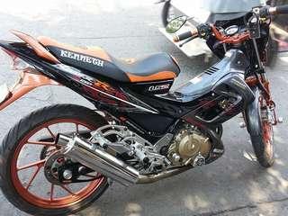 Kawasaki raider 150