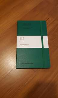 BN Moleskine Notebook
