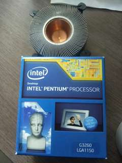 Intel G3260 Processor