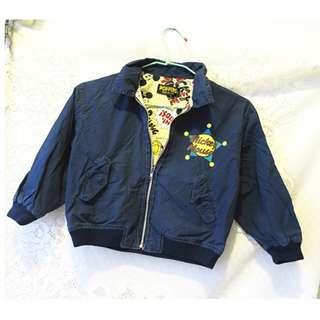 MICKEY MOUSE 米奇 男童 女童 小孩 兒童 外套  (大約中班至小二) 只售149元