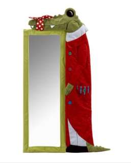 Fabbler Crocodile Mirror for Kid from IKEA