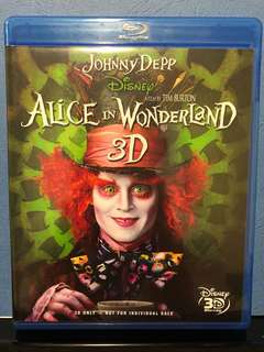 Alive in the wonderland (3D)