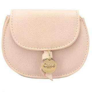 Chloe Charm Pouch Authentic