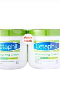 Cetaphil twin pack