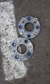 Spacer for sale. 114.3  fixed on cs3.