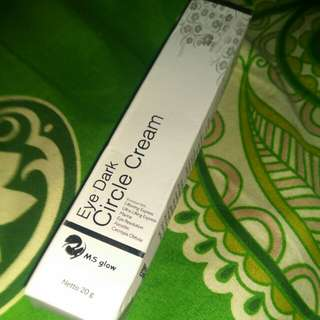 Eye dark circle cream ms glow