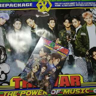 EXO ~ The War : THE POWER OF MUSIC