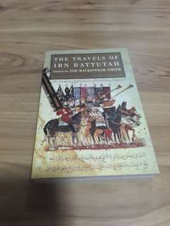 The Travels of Ibn Battutah by Tim Mackintosh
