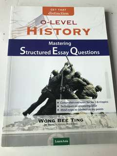 History O Level Guide Book
