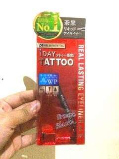 K-Palette 1Dat Tattoo Real Lasting Eyeliner 24hr in Brown Black