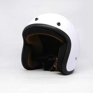Helm bogo basic - White