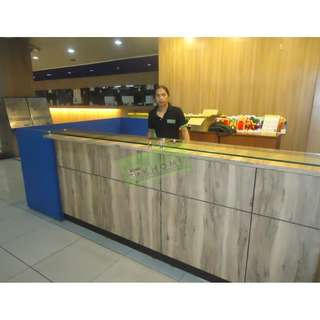 Reception Desk_Customize_Office Partition Furniture