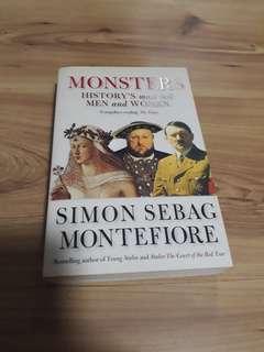 Monsters by Simon Sebag Montefiore