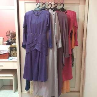 🗣Check out my listing for pretty baju Raya!