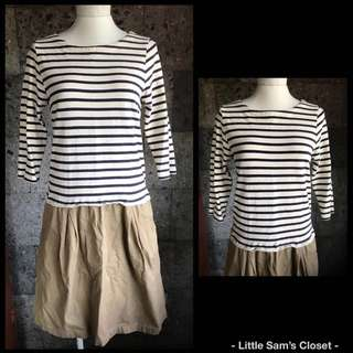 Item code: 8 Stripe vintage dress