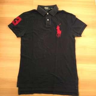 Authentic Polo Ralph Lauren Big Pony Polo Shirt