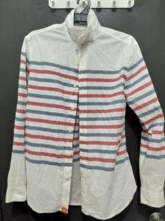 Dockers Casual Collar Shirts / Kemeja Kasual