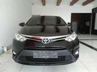 Toyota vios G at keyless 2014