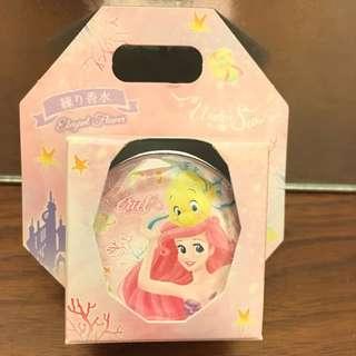 日本製固體香水🆕購自日本Disney store princess Ariel perfume 美人魚公主