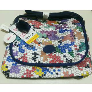 Authentic Kipling Spellbinder Insulated Lunch Bag