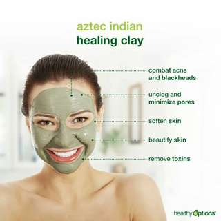 Aztec Secret Indian Healing Clay Mask 50g