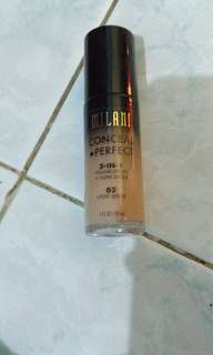Milani conceal perfect 2 in 1 Foundantion