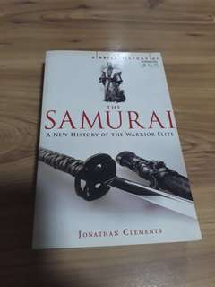 The Samurai by Jonathan Clements