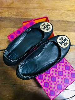 Tory Burch Balerina Shoes Size 6 US