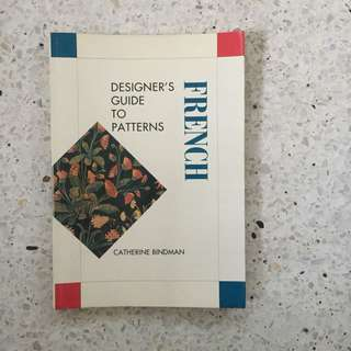 Designers Guide to Patterns: French