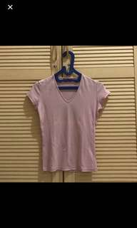 Arithalia pink top