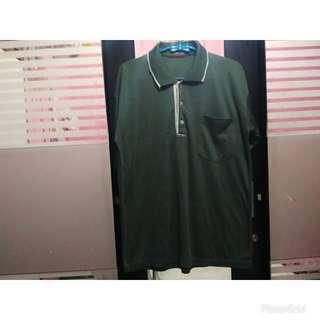 Baju cowok kerah