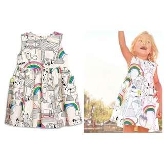Preorder playtime girls dress