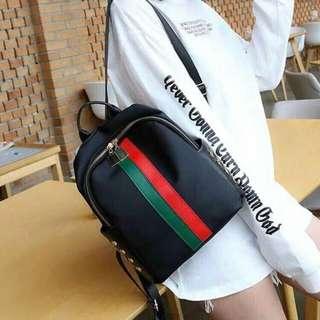 Korean Gucci Inspired Backpack