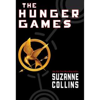 The Hunger Games series (Suzanne Collins)