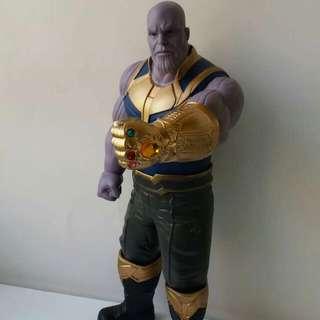 "Avengers Infinity War Thanos 12 ""inches Vinyl Figures"