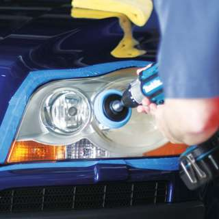 car headlamp restoration @car service
