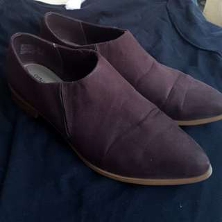 Payless Suede Boots Size 9.5