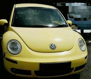 Volkswagen Beetle 1.2 SAMBUNG BAYAR