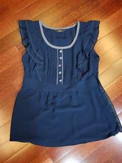 Iora baby doll blouse