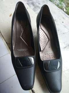 Pierre Cardin Black Shoes