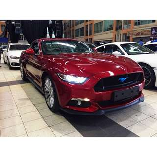 Ford Mustang 2016 Unreg