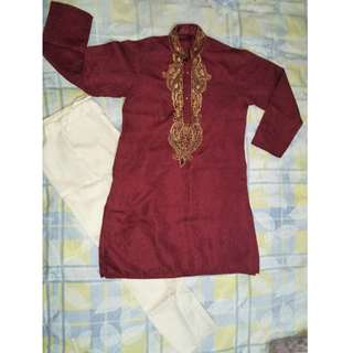 Indian Sherwani for Boys