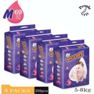 Whoopee Premium Mega Pack M69 (4 pack)