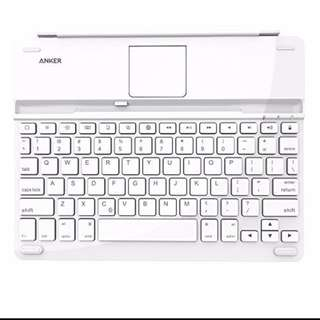 Anker Bluetooth Keyboard Cover for iPad 4 / 3 / 2