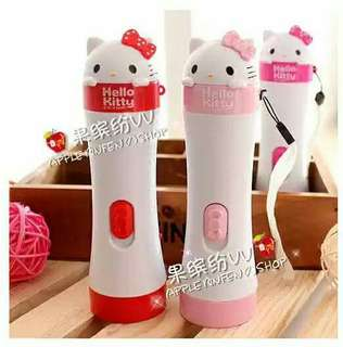 💋Hello Kitty     Flash Light     230php     #LC