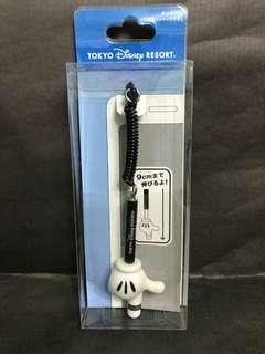 日本 廸士尼 米奇 Touch Mon 電話塞